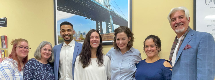 Chiropractic Brooklyn NY Team at Tabick Specific Chiropractic